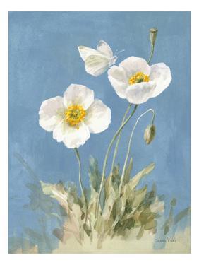 White Poppies I by Danhui Nai
