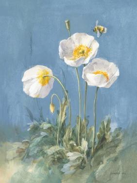 White Poppies II by Danhui Nai
