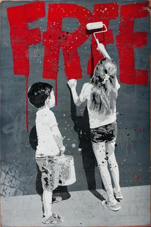 Free by Daniel Bombardier