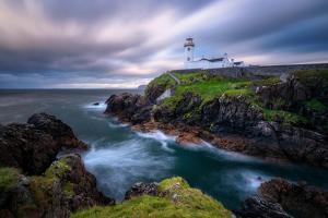 Fanad Head Lighthouse by Daniel Fleischhacker