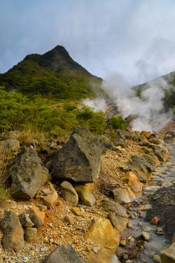 Hot Water and Steam of Hakone by Daniel GUEYSSET Photography