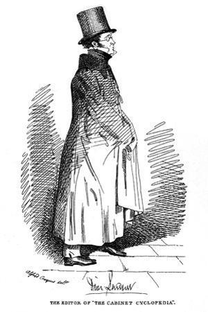 Dionysius Lardner, Irish-Born Scientific Writer, 1835 by Daniel Maclise