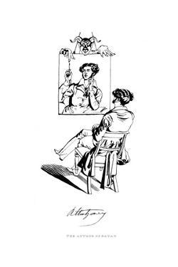 Robert Montgomery by Daniel Maclise