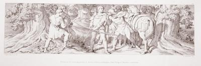 William, in His Hunting Ground at Rouen, Receives Intelligence from Tostig of Harold's… by Daniel Maclise
