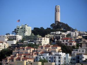 Coit Tower, San Francisco, CA by Daniel McGarrah
