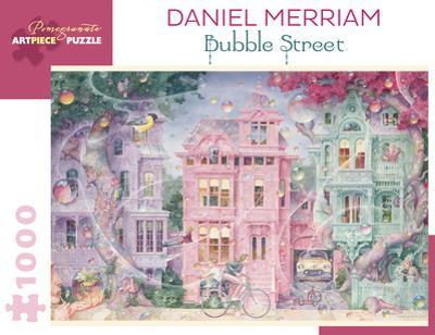 Daniel Merriam - Bubble Street 1000 Piece Jigsaw Puzzle