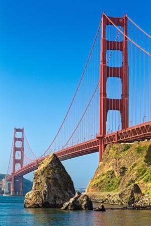 Golden Gate Bridge by Daniel Osterkamp