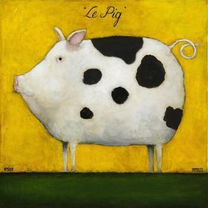 Le Pig 1 by Daniel Patrick Kessler