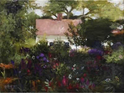 The Upper Garden by Daniel Patrick Kessler