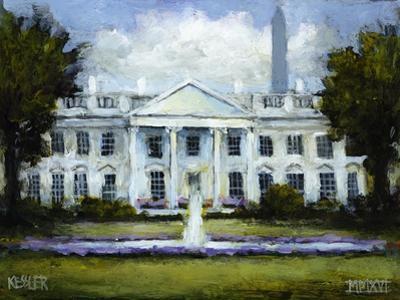 The White House by Daniel Patrick Kessler