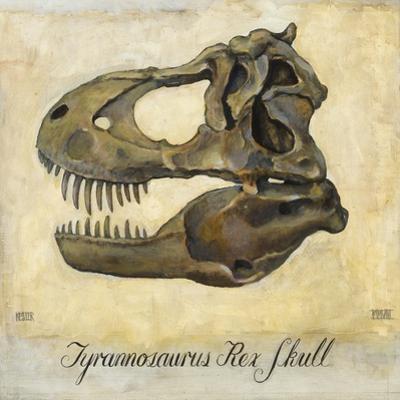 Tyrannosaurus Rex Skull by Daniel Patrick Kessler