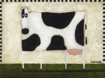 White Cow by Daniel Patrick Kessler