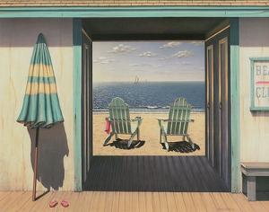 Beach Club by Daniel Pollera