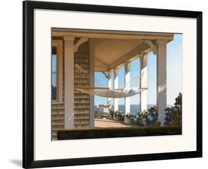 Seaside Hammock by Daniel Pollera