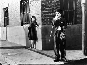Chaplin: Modern Times, 1936 by Daniel R. Fitzpatrick