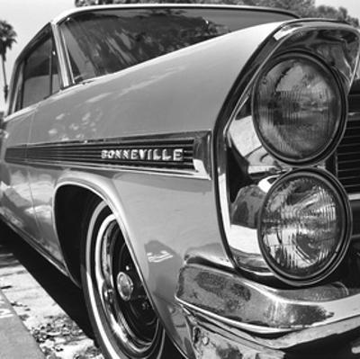 '63 Bonneville by Daniel Stein