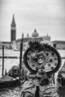 Italy, Veneto, Carnival of Venice by Daniele Pantanali