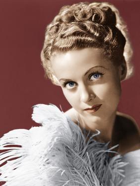 Danielle Darrieux, ca. 1938
