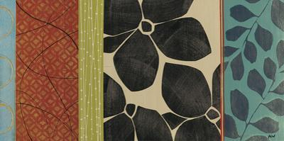 Botanical Collage by Danielle Hafod