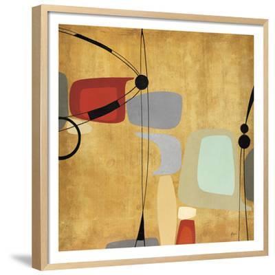 Logic & Balance I (silver) by Danielle Hafod