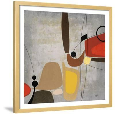 Logic & Balance II (silver) by Danielle Hafod