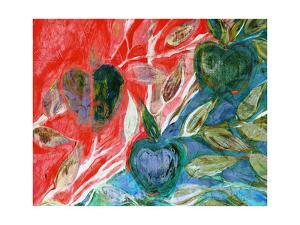 Apples I by Danielle Harrington