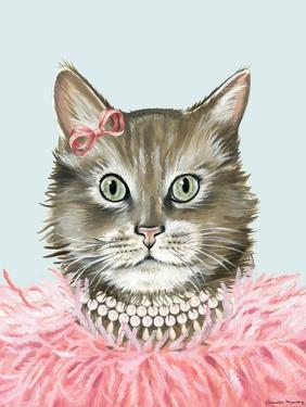 Froufrou Kitty by Danielle Murray