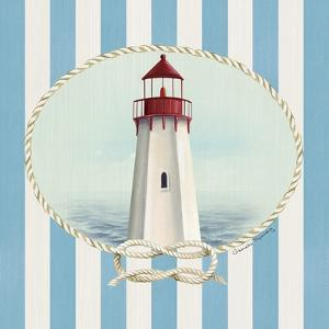 Nautical and Nice Lighthouse by Danielle Murray