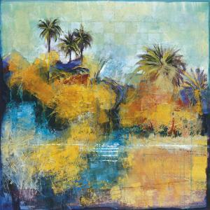 Tropical Evening I by Daniels