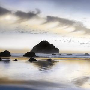 Twilight on the Coastline by Danita Delimont