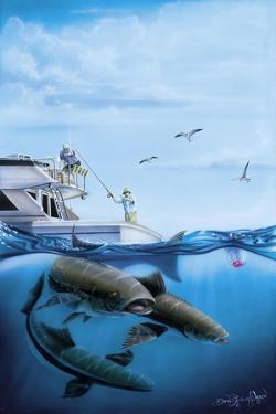 Cobia Quest by Dann Spider