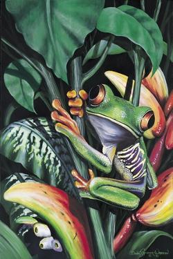 Rainforest Prince by Dann Spider