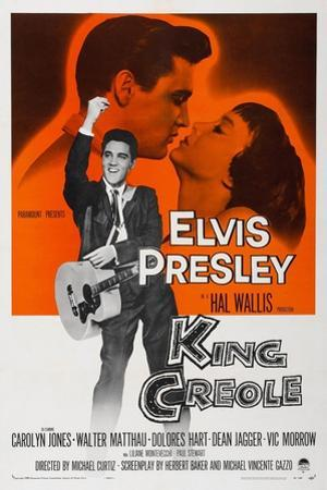 """Danny, 1958, """"King Creole"""" Directed by Michael Curtiz"""