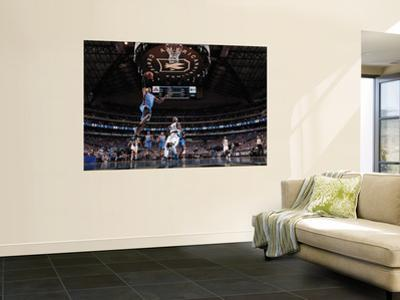 Oklahoma City Thunder v Dallas Mavericks - Game One, Dallas, TX - MAY 17: Russell Westbrook and Jas by Danny Bollinger