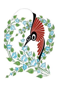 Hummingbird by Danny Dennis