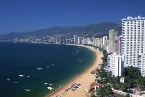 Acapulco Beach, Mexico by Danny Lehman