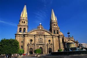 Cathedral of Guadalajara by Danny Lehman