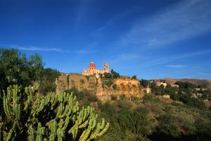 Church of La Valenciana by Danny Lehman