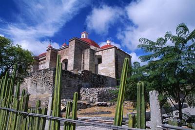 Church of Mitla, Mexico