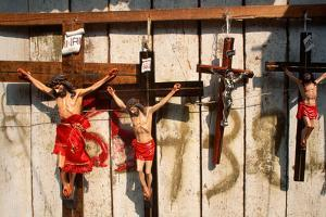Crucifixes for Sale by Danny Lehman