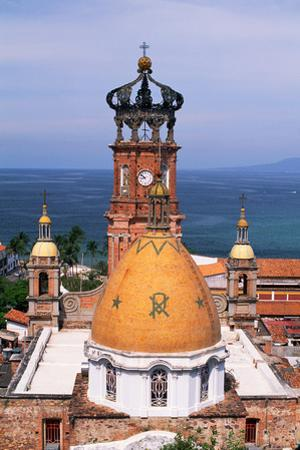 Dome of Puerto Vallarta Church