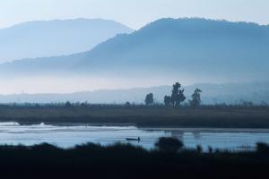 Fishing on Lake Patzcuaro by Danny Lehman