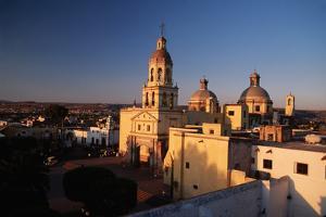 Temple and Ex-Convent of Santa Cruz by Danny Lehman