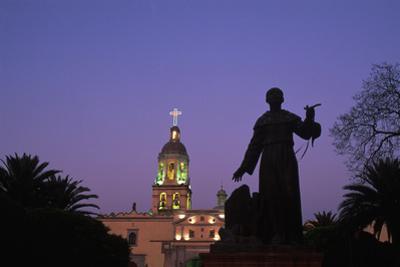Temple and Ex-Convent of Santa Cruz