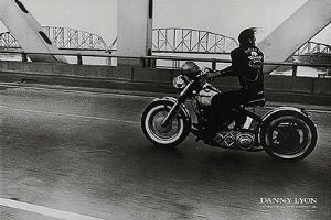 Crossing the Ohio by Danny Lyon