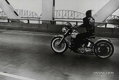 Crossing the Ohio by Danny Lyon