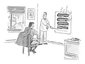Tests new yorker cartoons posters at for Bureau 39 superman