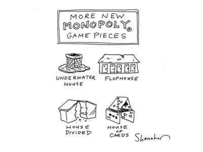 More new Monopoly game pieces - Cartoon