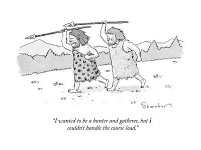 New Yorker Cartoon by Danny Shanahan