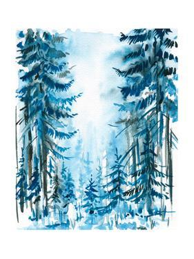 Blue Forest by DannyWilde
